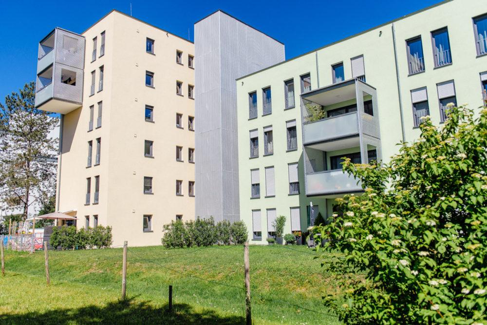 Schlüsselfertig Bau Konstanz Jakob-Burckhardt-Straße