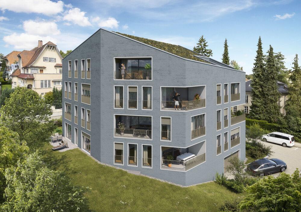 Neubauwohnung Konstanz